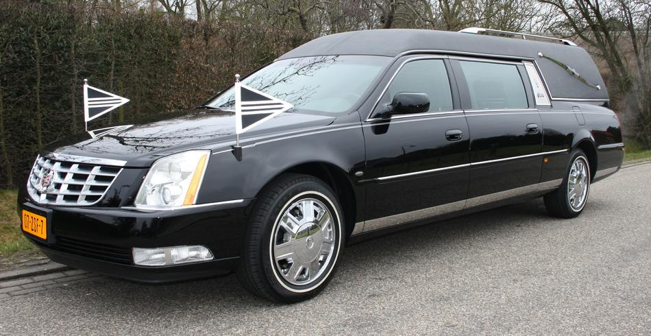 Rouwauto Cadillac